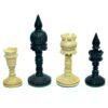 Victorian Era Pre Staunton Chessmen