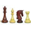 Varese Series Padaukwood Chessmen