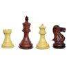Classic Staunton Padauk Chessmen