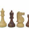 1972 Fischer-Spassky Golden Rosewood Chessmen