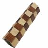Roll-Up Chess Board in Golden Rosewood