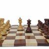 Zagreb '59 Acaciawood Chess Set