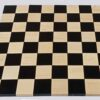 Rolling Up Chess Board in Ebonywood